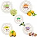 5 Saponi Vegetali Naturali 5 fragranze con Olio di oliva