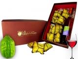 8 Panicelli di uva passa e Vino Moscato Passito - Idea Regalo