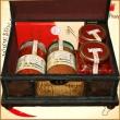 Bauletto Legno Con specialita al Peperoncino Calabrese