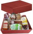 Box Elegante con 7 Grandi Specialità Calabresi miste