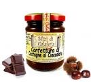 Confettura di Castagne Cioccolato e Rum 230gr
