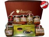 Confezione LAOS con 9 Specialita Calabresi miste - Idea Natale 2