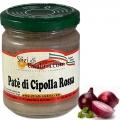 Crema Patè di Cipolla Rossa  in Olio 190 gr