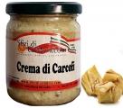 Crema Pate di carciofi in olio 190 gr