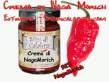Crema di Peperoncino Naga Morich 92% Peperoncino