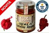 Crema di Peperoncino Carolina Reaper 92% Pura - Estrema