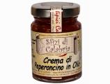 Crema di Peperoncino Piccante in Olio di oliva 90g