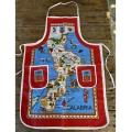 Grembiule da Cucina Calabria in Cotone