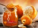 Marmellata di Arance Calabresi senza Conservati 340 gr