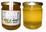 Miele di Arancio Artigianale Calabrese 500 gr