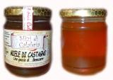 Miele di Castagno Artigianale Calabrese 500 gr