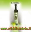 Olio Extravergine di Oliva al Cedro