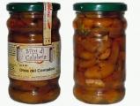 Olive del Contadino alla Calabrese in Olio  290 gr
