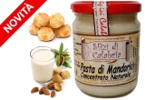 Pasta di Mandorla per fare il Latte o Dolci 215gr
