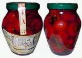 Peperoncino Piccante tipo Ciliegino intero in olio 280 gr