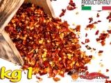 Peperoncino Piccante a Scaglie Tritato kg 1 busta