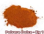 Peperone dolce In Polvere Kg1 - ottimo per i salumi