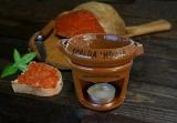 Scalda Nduja In Ceramica Fatto a mano - Artigianato Calabrese