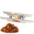 Schiacciaolive in legno Artigianato Calabrese Schiaccia Olive