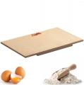 Spianatoia In Legno 75x50 cm Asse Per Cucinare Impastare