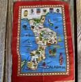 Strofinaccio Calabria da Cucina in Cotone