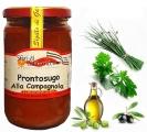 Sugo Pronto Campagnola con olio di oliva Olive e Aromi  gr 280