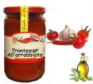 Sugo Pronto all'arrabbiata vaso 280gr
