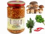 Sugo Pronto alla Calabrese con olio di oliva Funghi gr 280