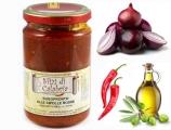 Sugo Pronto alla Cipolla Rossa con olio di oliva e  Aromi  gr 28