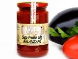 Sugo Pronto alle melanzane Passata di Pomodoro Casereccia - 290g