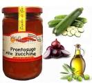 Sugo Pronto alle Zucchine con olio di oliva gr 280