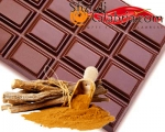 Tavoletta di Cioccolato  Aromatizzato Liquirizia
