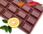 Tavoletta di Cioccolato  Aromatizzato Bergamotto