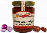 Filetti di Cipolla Rossa e Nduja 170gr